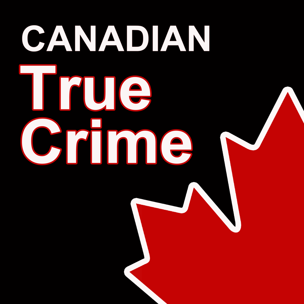 Canadian true crime logo
