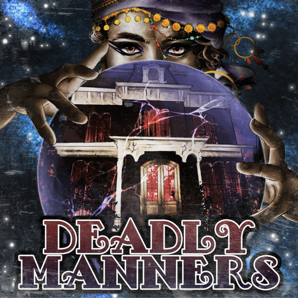 Deadly Manners logo