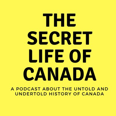 The secret life of canada logo