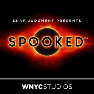 Snap judgment presents spooked logo